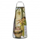 Lawrence Alma-tadema The Vintage Festival Cute Aprons for with , Aprons for the Kitchen, Cotton Apron for Cooking Baking BBQ Restaurant,28x20 inch,applicable beverage shops 52cm x 72cm