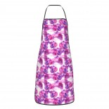 Watercolor Landscape Tree Bush Cute Aprons for with , Aprons for the Kitchen, Cotton Apron for Cooking Baking BBQ Restaurant,28x20 inch,applicable restaurants 52cm x 72cm