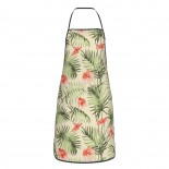 Hawaiian Aloha Nature Pattern Cute Aprons for with , Aprons for the Kitchen, Cotton Apron for Cooking Baking BBQ Restaurant,28x20 inch,applicable hotels 52cm x 72cm