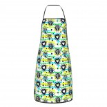 Hiphop Graffiti (2) Cute Aprons for with , Aprons for the Kitchen, Cotton Apron for Cooking Baking BBQ Restaurant,28x20 inch,applicable hotels 52cm x 72cm
