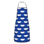 Honduras Love Cute Aprons for with , Aprons for the Kitchen, Cotton Apron for Cooking Baking BBQ Restaurant,28x20 inch,applicable hotels 52cm x 72cm