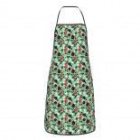 Japanese Koi Fish Illustration Cute Aprons for with , Aprons for the Kitchen, Cotton Apron for Cooking Baking BBQ Restaurant,28x20 inch,applicable craftsmen 52cm x 72cm